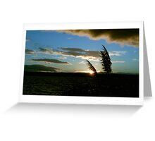 English Bay Sunset_No. 2 Greeting Card