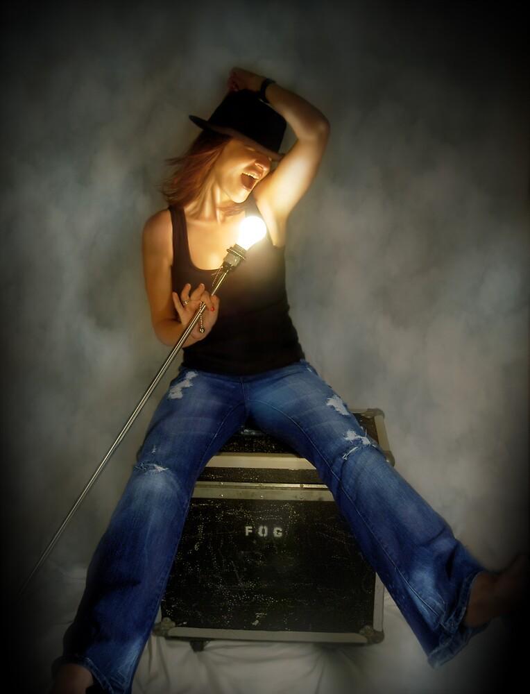 Backstage Rockstar by losvegas
