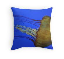 Dance of the Jelly Fish Throw Pillow
