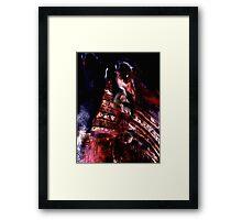 CEASER I Framed Print