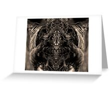 Lycanthrope Greeting Card