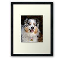 Dame Nellie Melba Framed Print