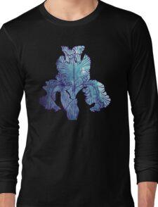 Iris flower Long Sleeve T-Shirt