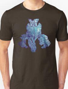 Iris flower Unisex T-Shirt