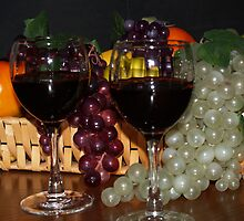 Fruit and Wine by grammy