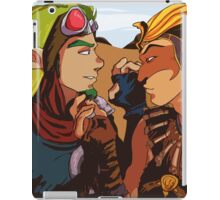 You're almost as handsome as I am! iPad Case/Skin