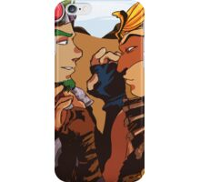 You're almost as handsome as I am! iPhone Case/Skin