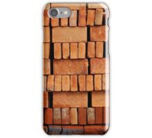 Stack of Adobe Bricks iPhone Case/Skin