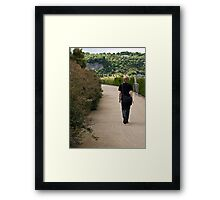 Tomad Framed Print