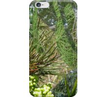 Gorgeous Greens iPhone Case/Skin