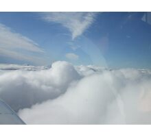 8,500ft above Herefordshire Photographic Print