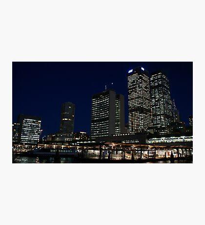 SYDNEY NSW AUSTRALIA Photographic Print