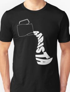 Barista Pitcher T-Shirt