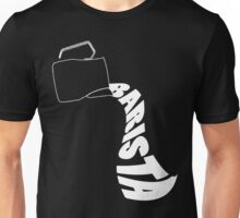 Barista Pitcher Unisex T-Shirt