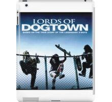 Lords Of Dogtown iPad Case/Skin