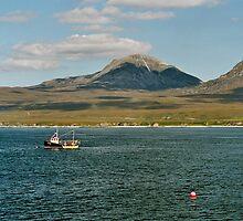 The Sound of Islay by WatscapePhoto