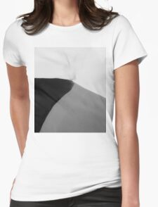 Sand dune Womens Fitted T-Shirt