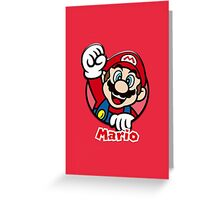 Super Mario Phone Case Greeting Card