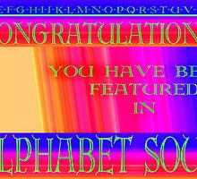 Alphabet Soup Challenge Banner by Sunflwrconcepts