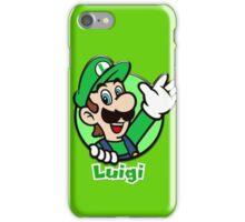 Luigi Phone Case iPhone Case/Skin