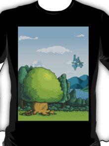 Pixelandscape T-Shirt