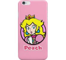 Peach Phone Case iPhone Case/Skin