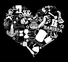 Barista Love by Barista