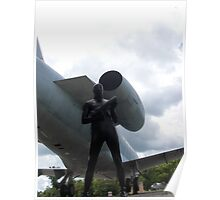 Airforce Way Zentai Set 2 - 3 Poster