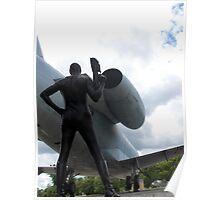 Airforce Way Zentai Set 2 - 5 Poster