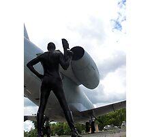 Airforce Way Zentai Set 2 - 5 Photographic Print