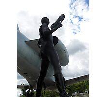 Airforce Way Zentai Set 2 - 7 Photographic Print