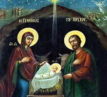 Joseph and Mary by muniralawi