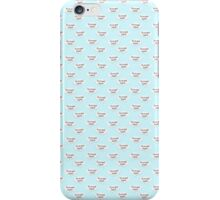 Do you speak English? Speech bubble- wallpaper iPhone Case/Skin