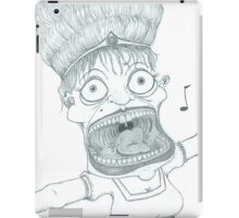 Bold Soprano iPad Case/Skin
