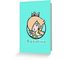 Rosalina Phone Case Greeting Card