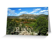 Mimbres Valley Greeting Card
