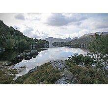 scot's mirror Photographic Print
