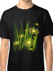 Yellow flowers Classic T-Shirt