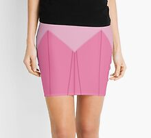Aurora Pencil Skirt- Make It Pink! by Cat Vickers-Claesens