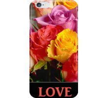 All My LOVE All My Life iPhone Case/Skin