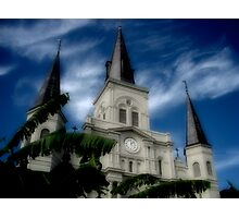 Dreamy Cathedral Photographic Print