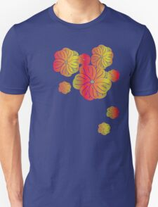 Fire flowers T-Shirt