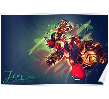 Jinx The loose cannon Poster