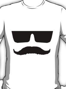 Cool Mustache  T-Shirt