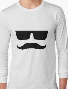Cool Mustache  Long Sleeve T-Shirt