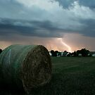 Summer Storm in Kansas by aquarius84