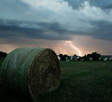 Summer Storm in Kansas by aquarius84