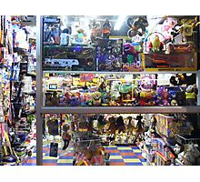 Toys!!! Photographic Print