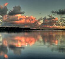 Warners Bay - NSW Australia by Steve D
