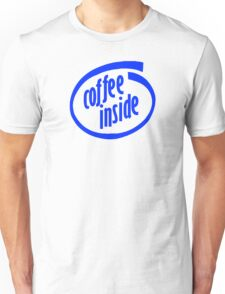Coffee inside T-Shirt